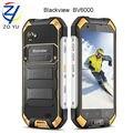 Blackview 4g smartphone ip68 a prueba de agua teléfono móvil mtk6755 octa core teléfono celular de 4.7 pulgadas hd 13.0mp android 6.0 altos teléfono
