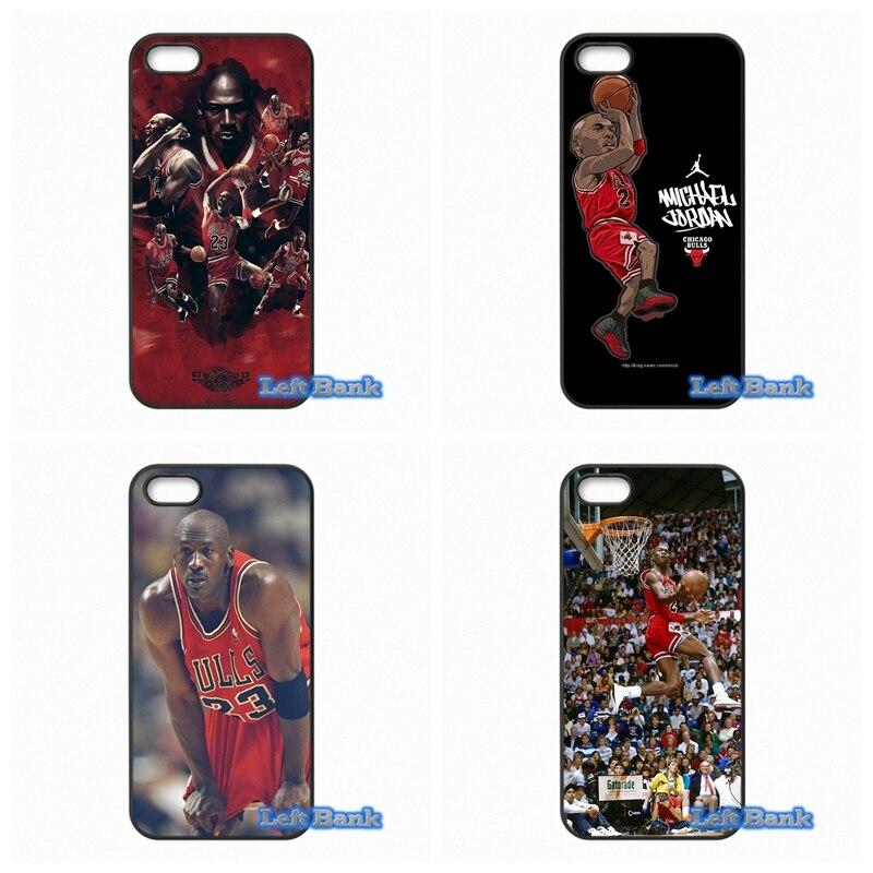 Cover For Huawei Ascend P6 P7 P8 Lite P9 Mate 8 Honor 3C 4C 6 7 4X 5X G7 G8 Plus NBA Jordan Hard Phone Case