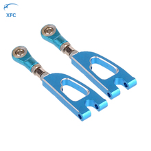 Aluminum Alloy Rear Upper Arm 08070B/08051 Parts 188020 Blue For 1/10 RC Car HSP 94188 Off Road Monster Truck