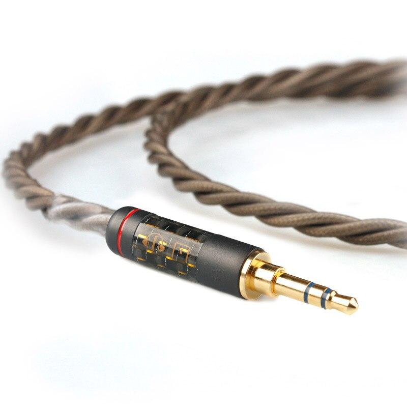 Xiao Fan Main B12 rallonge Câble Audio Ordinateur Haut-Parleur 3.5mm Mâle à Femelle Câble Audio Casque Extension Cordon