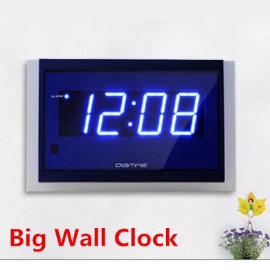 Remote Control Big Modern Design Large LED Digital...