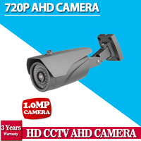 AHD Analog High Definition Surveillance Camera AHDM 1 0MP 720P AHD CCTV Camera Security Outdoor IR