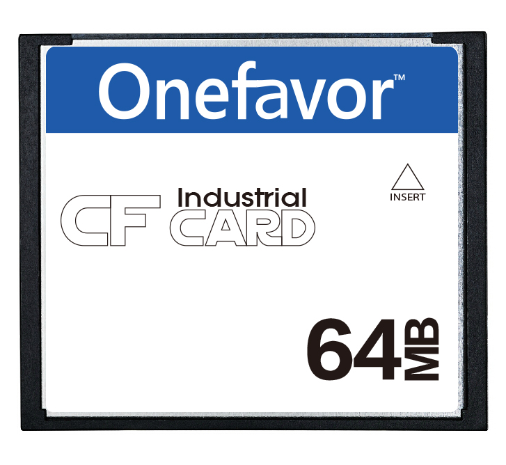 Onefavor 64MB CompactFlash CF Memory Card Industrial CF Card