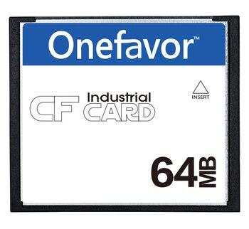 onefavor 64MB Industrial CF Card CompactFlash CF Memory Card