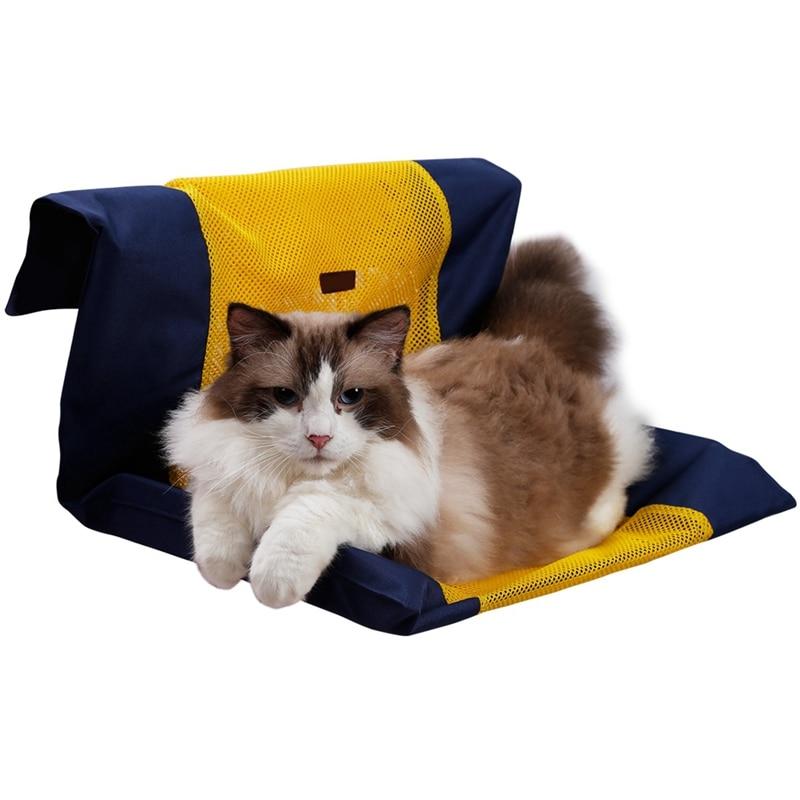 Cat Radiator Bed Hammock Cat Hanging Bed Removable Window Hammock Pet Kitty Hanging Bed Cosy Cat Hammock Mount Pet Seat