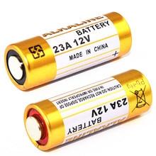 2 шт. 23A 12V сухая щелочная батарея 23AE 21/23 A23 23GA MN21 для дверного звонка, автосигнализации, музыкальными плеерами, автомобильный пульт дистанционного управления и т. д