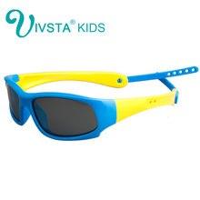 5f59167dd4 Ivsta 8110 niños gafas de sol niñas correa del retenedor titular niños  gafas de sol niños polarizadas Objetivos UV400 tr90 .