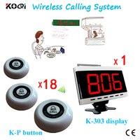 Wireless Paging System K 303+K P|paging|k-303|  -
