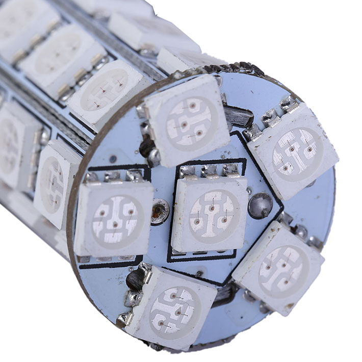 4бр / лот T20 WY21W SMD5050 LED спирачка за - Автомобилни светлини - Снимка 3