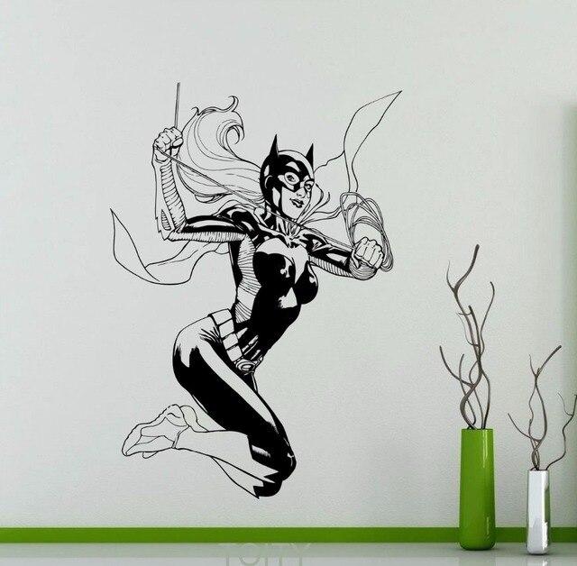 Batgirl Porn Comic