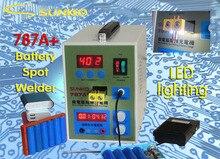 Для точечной Сварки Батареи Сварщик Применимо Ноутбуков и Телефон Сварка Precision Батареи Педали