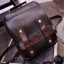 Sac главная femme de marque luxe cuir 2016 PU кожа сумка студентки рюкзак школьный горячая бесплатная доставка