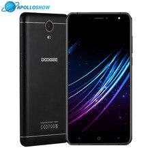 Original Doogee X7 Smartphone 6.0Inch HD 2.5D IPS 1GB RAM+16GB ROM Android6.0 Dual SIM MTK6580 Quad Core 8.0MP 3700mAH WCDMA