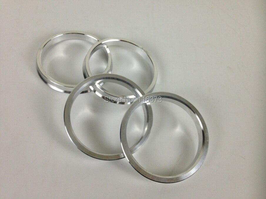 4PCS 76 to 65 1 Hub Centric Rings OD 72 62mm 73mm 69 85mm 70 4mm