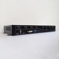 3x3 TV видеостена контроллер
