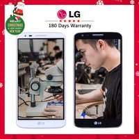 Tested Original 5 2 LCD LG G2 D802 Display Touch Screen With Frame Digitizer Assembly LG