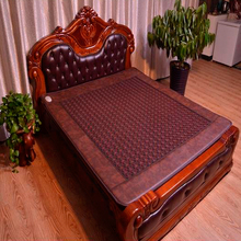 High Quality Health Care Hot Stone Jade Heating Cushion Hot Stone Jade Heating Pad Sofa Mattress 1.2X1.9M Free Shipping