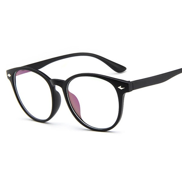 Female Glasses Frames Women Men Optical Eyeglasses Frame for Plain ...