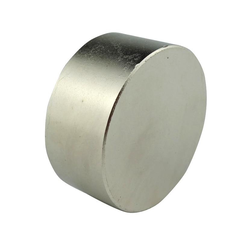 U-JOVAN 1pc N35 40 X 20mm Super Strong Magnet Permanent Rare Earth Neodymium Magnets
