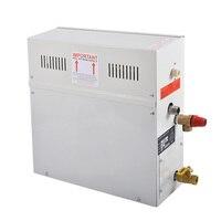 ST 60 В 6KW В 380 В/220 В парогенератор высокое качество дома ванная душевая комната сауна Парогенераторы машины