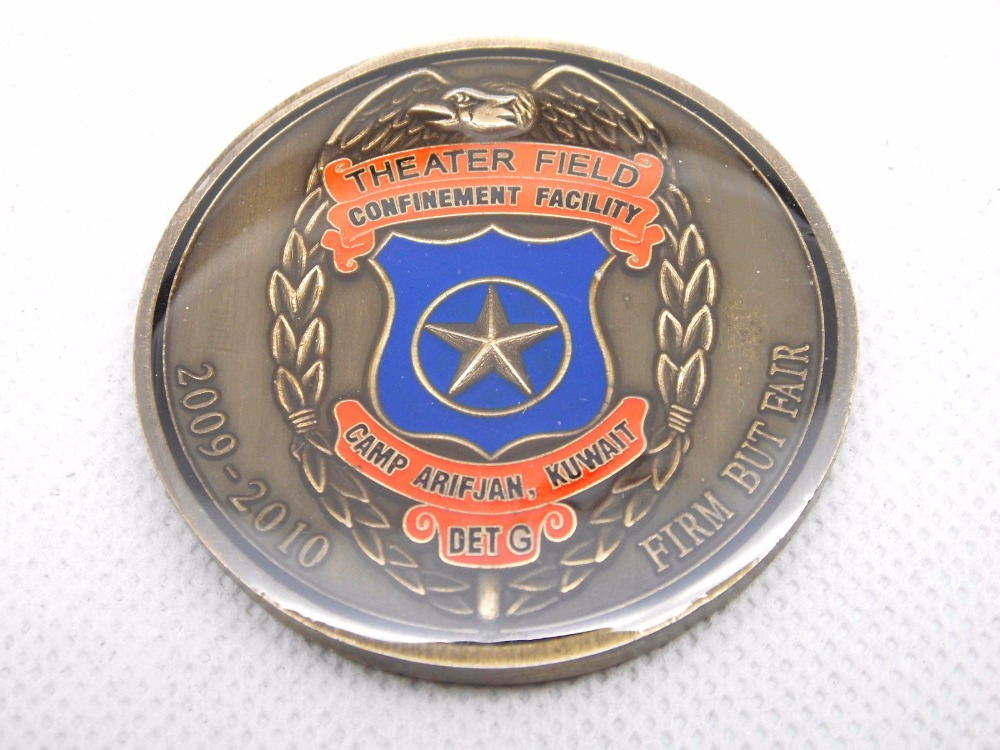 Cheap Custom Challenge Coins Low Price American Navy Coin