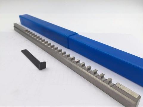 Tamanhos com Calços de Aço de Alta Máquina de Corte Ferramentas de Chaveta Push-tipo Abordar Chaveta Métricas Velocidade Cnc mm f 20