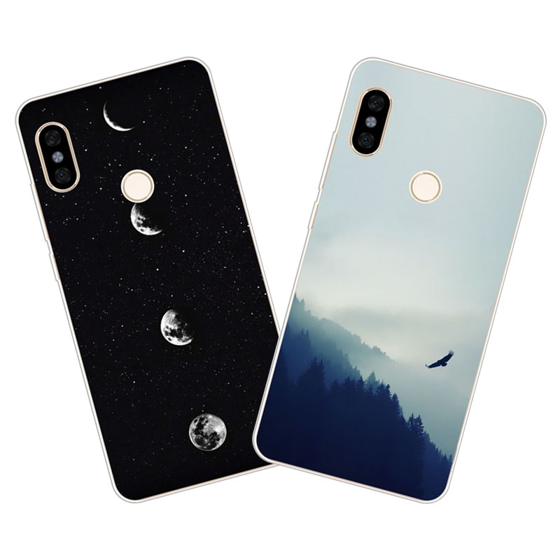 xiaomi mi mix 3 Case,Silicon Space scenery Painting Soft TPU Back Cover for xiaomi mi mix 3 protect cases shell