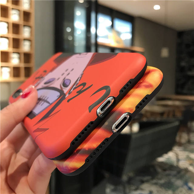 NARUTO THEMED IPHONE CASE (25 VARIAN)