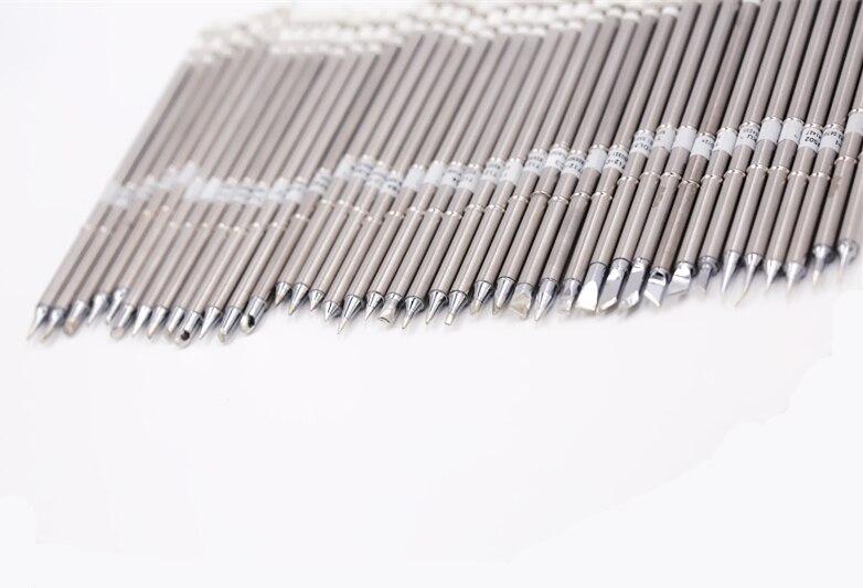 electric soldering iron JS02 JL02 J02 Soldering Iron Tips T12 series for Hakko Soldering Rework Station soldering station kit