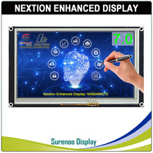 """7.0 """"NX8048K070 nextion enhanced HMI USART szeregowy UART rezystancyjny ekran dotykowy moduł tft lcd panel wyświetlacza dla Arduino Raspberry Pi"""