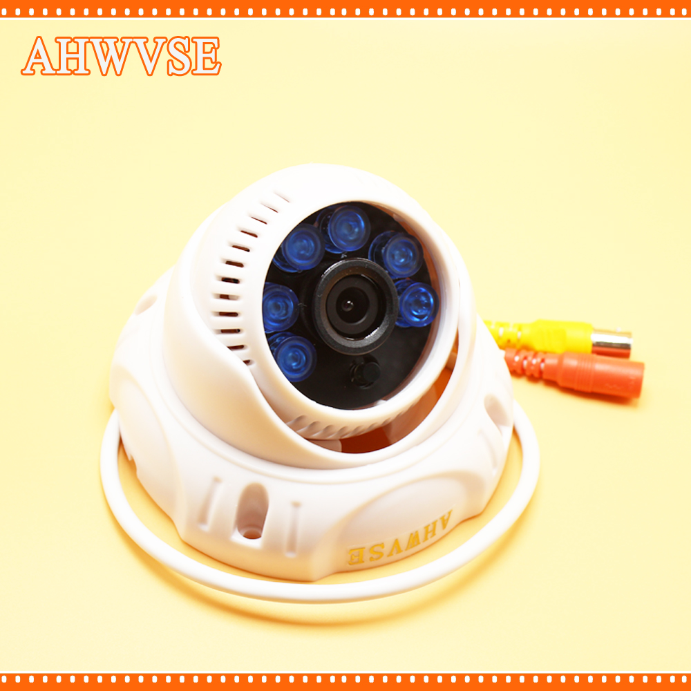 AHWVSE HD 1080P/720P Professional AHD HD CCTV Indoor Surveillance Security IR Dome Camera free shipping hot selling 720p 20m ir range plastic ir dome hd ahd camera wholesale and retail