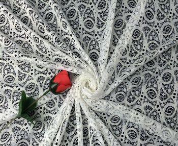 Weiße Spitzenborte | 2017 Neueste Cintas Y Blondas Para Costura Spitze Patches Weiß Spitze Stoff Patch Hochwertigen Spitzenbesatz Tissu Ruban Dentelle Filz