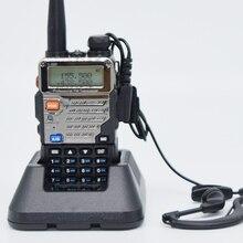 Walkie Talkie Portable Radio Baofeng UV-5RE Plus Dual Band Two Way Radio Pofung UV 5RE 5W 128CH UHF/VHF Dual Display Radio