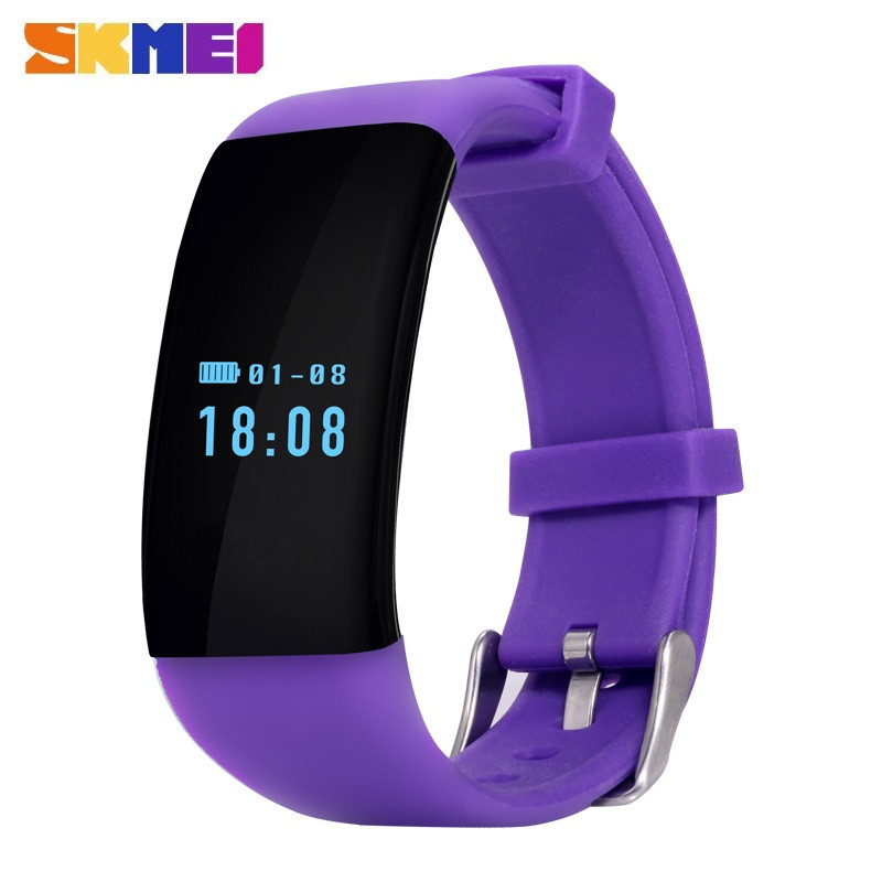 Smart Watch New Sports Wristband Fashion Watch Call Message Reminder Heart Rate Monitor ios Android Men Women Watch SKMEI D21 hot sale skmei brand men women fashion waterproof sports watches led display message call reminder fitness digital smart watch