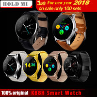 Hold Mi K88H Smart Watch 1 22 Inch IPS Round Screen Support Sport Heart Rate Monitor