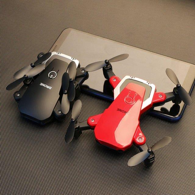 2.4GHz Altitude Hold RC Quadcopter - 2MP Camera
