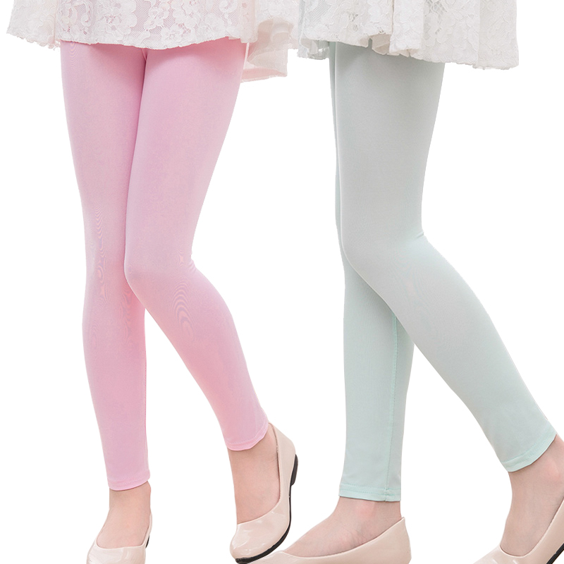 Candy Solid Color Girls Leggings Baby Girl Pencil Pants Modal Skinny Leggings Children Clothing for 2-13 Years Kids Clothes 3 10 years old skinny kid imitation leather pants girl leggings baby pants kids leggings girls children fashion legging