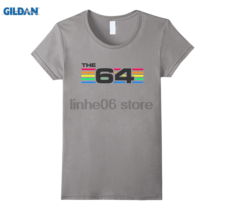 Возьмите Commodore 64 ретро компьютер футболка платье женские футболки