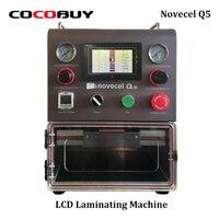 Q5 LCD Refurbish Vacuum Laminating Machine OCA Laminator For Flat Edge Tablets Screens Glass Replace Lamination Machine