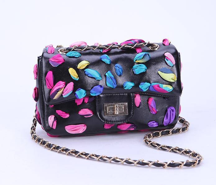 new 2015 women shoulder messenger bag fashion scarf PU leather crossbody bags women handbags free shipping