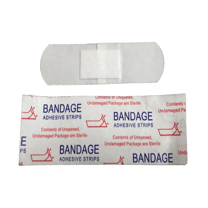 1Pc Adhesive Bandage Waterproof Transparent Elastic Medical First Aid Invisible Bandages Emergency Hemostasis Breathable PEJJ