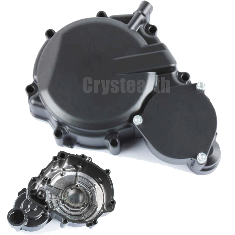 Motorcycle Engine Stator Cover Crankcase K6 K8 For Suzuki GSXR600 GSXR750 GSXR 600 750 2006 2007 2008 2009 2010 2011 2012 for motorcycle suzuki gsxr 600 750 2006 2013 engine stator cover see through chrome left side