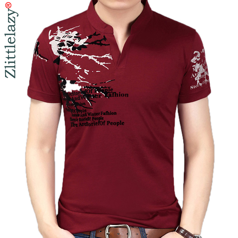 2019 brand casual summer letter short sleeve   polo   shirt men poloshirt jersey luxury mens   polos   tee shirts dress fashions 41662