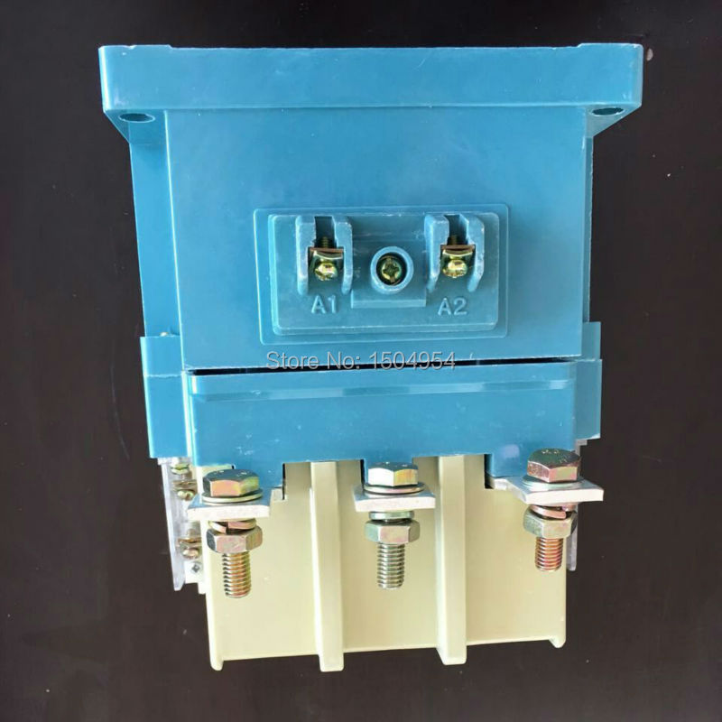 Bypass contactor CJ20-160A used for 380v 75kw ac motor soft starter