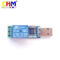 Hobimake B04 LCUS 1 USB Relay Module USB Intelligent Control Switch For Arduino Control Switch Module