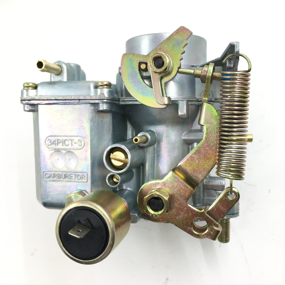 SherryBerg brosol solex model carburettor carb carby for VW VOLKSWAGEN 34 PICT 3 CARBURETOR 12V ELECTRIC