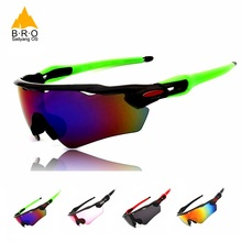 HOT Sale Men Sport Glasses for a Bicycle UV400 Sunglasses Women Cycling Sunglasses MTB Goggles Cycling Eyewear Gafas Ciclismo
