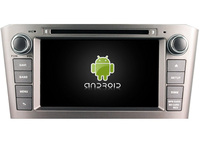 Android CAR DVD Player FOR TOYOTA AVENSIS 2005 2007 Car Audio Gps Stereo Head Unit Multimedia