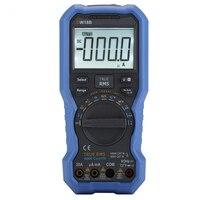 Aletler'ten Multimetreler'de OWON OW18B orijinal dijital DC/AC NCV veri multimetre kaydedici Bluetooth ampermetre voltmetre ile K tipi termometre kiti