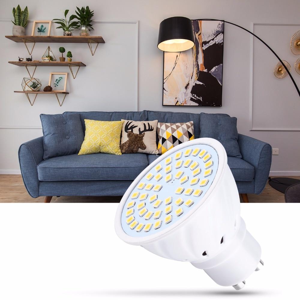 Led E27 Spot Light GU10 LED Corn Bulb 220V E14 LED Energy Saving Lamp MR16 48 60 80leds 240V B22 High Quality Chandelier SMD2835